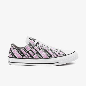 Кеды Converse CTAS OX WHITE/MULTI/BLACK