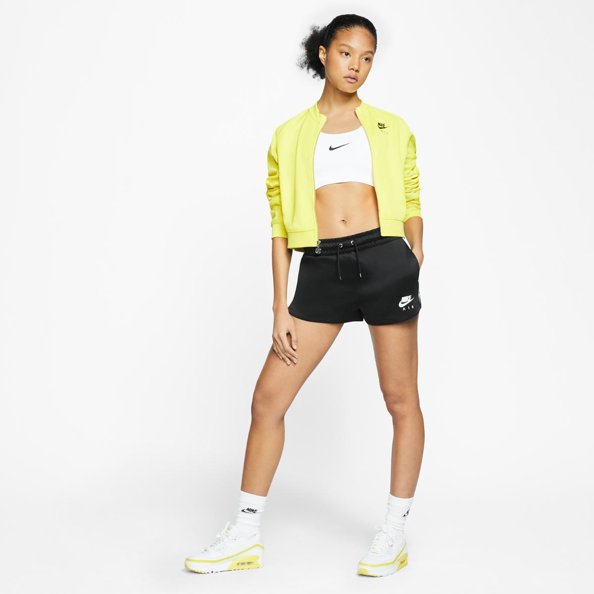 Шорты NIKE W NSW AIR SHORT PK