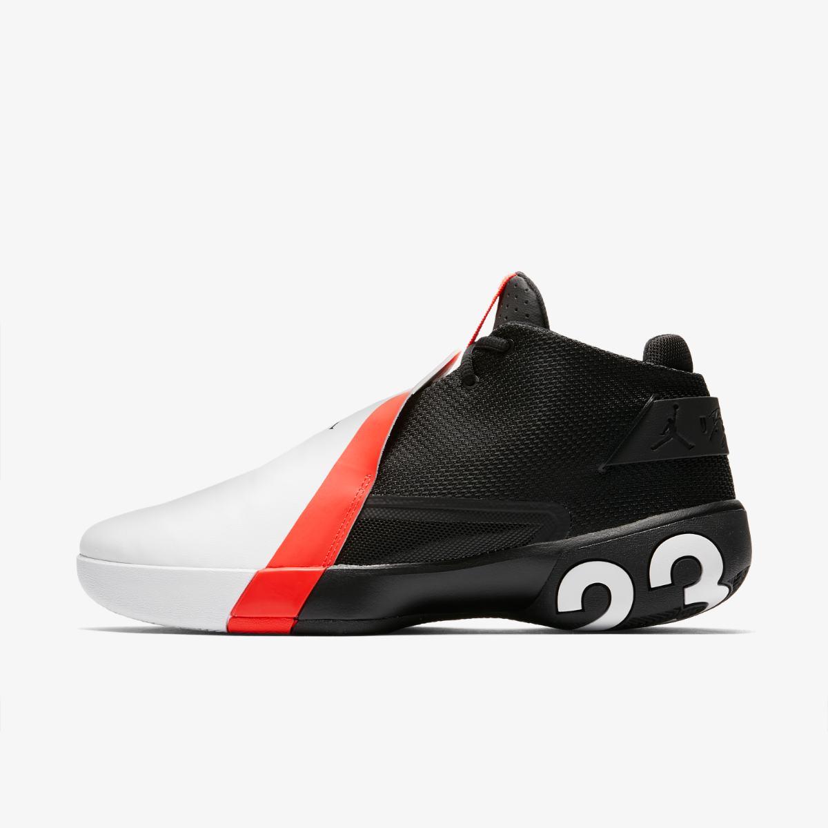 ece6b617 Кроссовки для баскетбола AIR JORDAN ULTRA FLY 3 BLACK INFRARED 23 WHITE ...