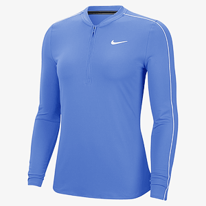 Футболка с длин.рук. NIKE W NKCT DRY TOP LS HZ