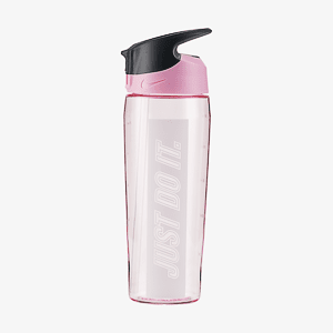 Бутылка Nike  TR HYPERCHARGE STRAW BOTTLE GRAPHIC 24 OZ PINK RISE/COOL GREY/WHITE 24OZ