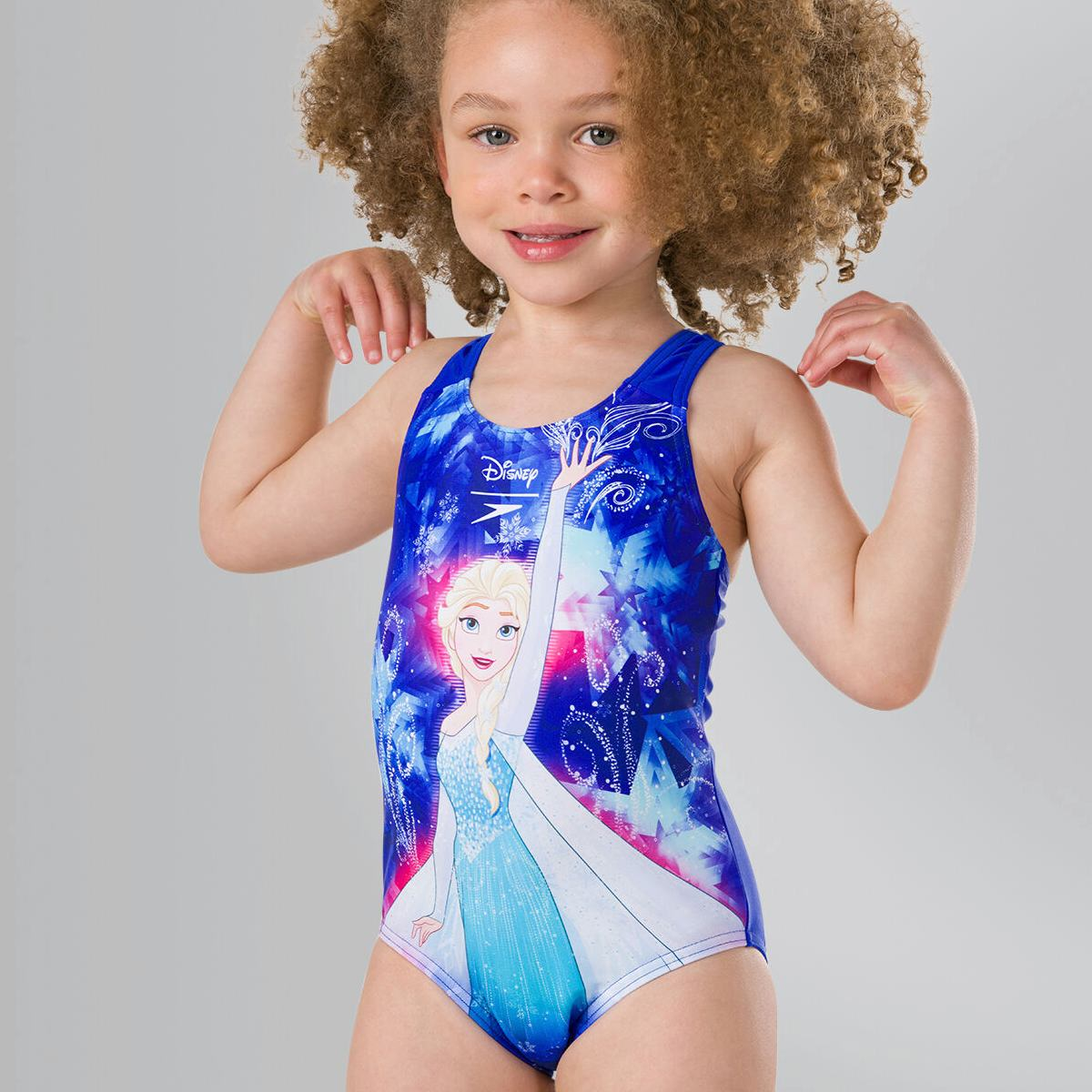 Купальник Speedo DIGI PLMT 1PC IF BLUE/BLUE