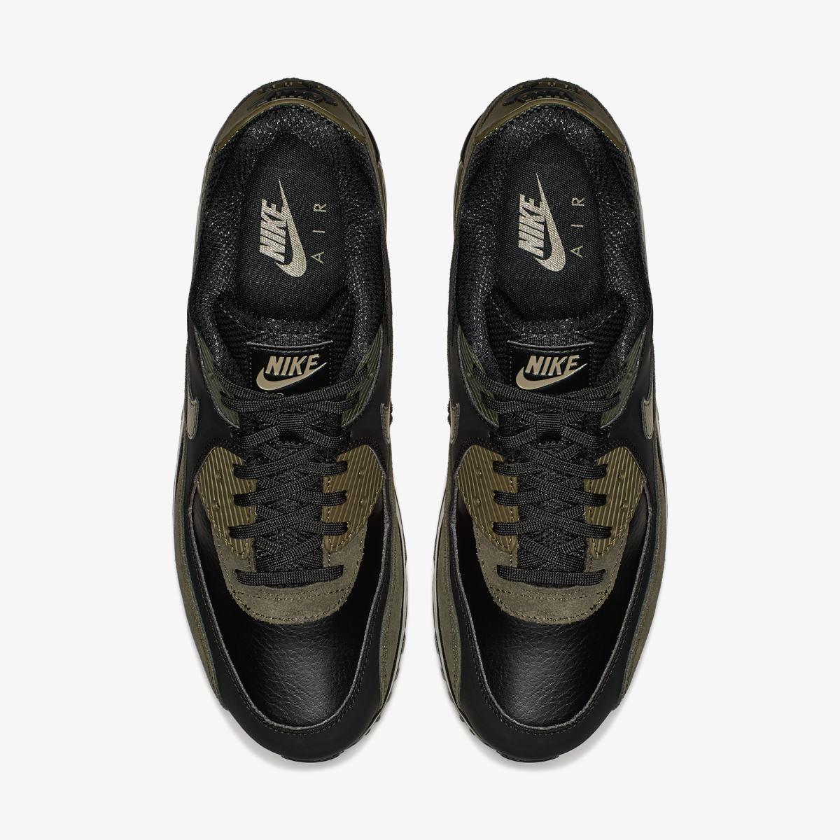 34977f04 Кроссовки Nike AIR MAX 90 LEATHER 302519-014 купить | deltasport.ua