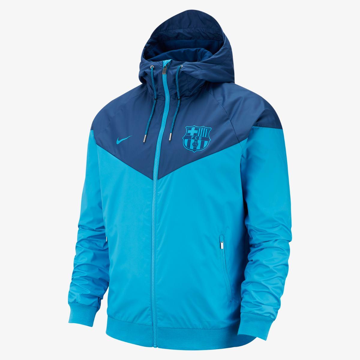 Ветровка Nike FCB M NSW WR WVN AUT 892420-482 купить  355788790c7dd