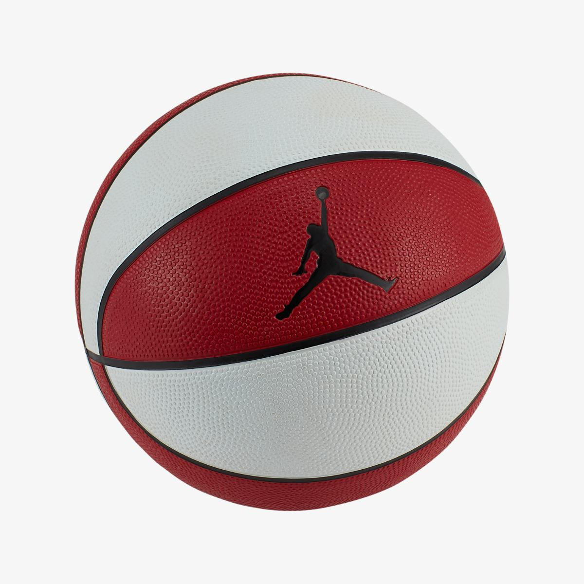 Мяч баскетбольный JORDAN SKILLS GYM RED/WHITE/BLACK/BLACK 03