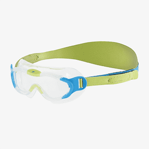 Очки Speedo SEA SQUAD MASK JU BLUE/GREEN