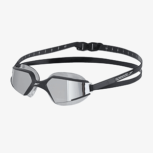 Очки Speedo AQUAPULSE MAX MIR AU BLACK/SILVER