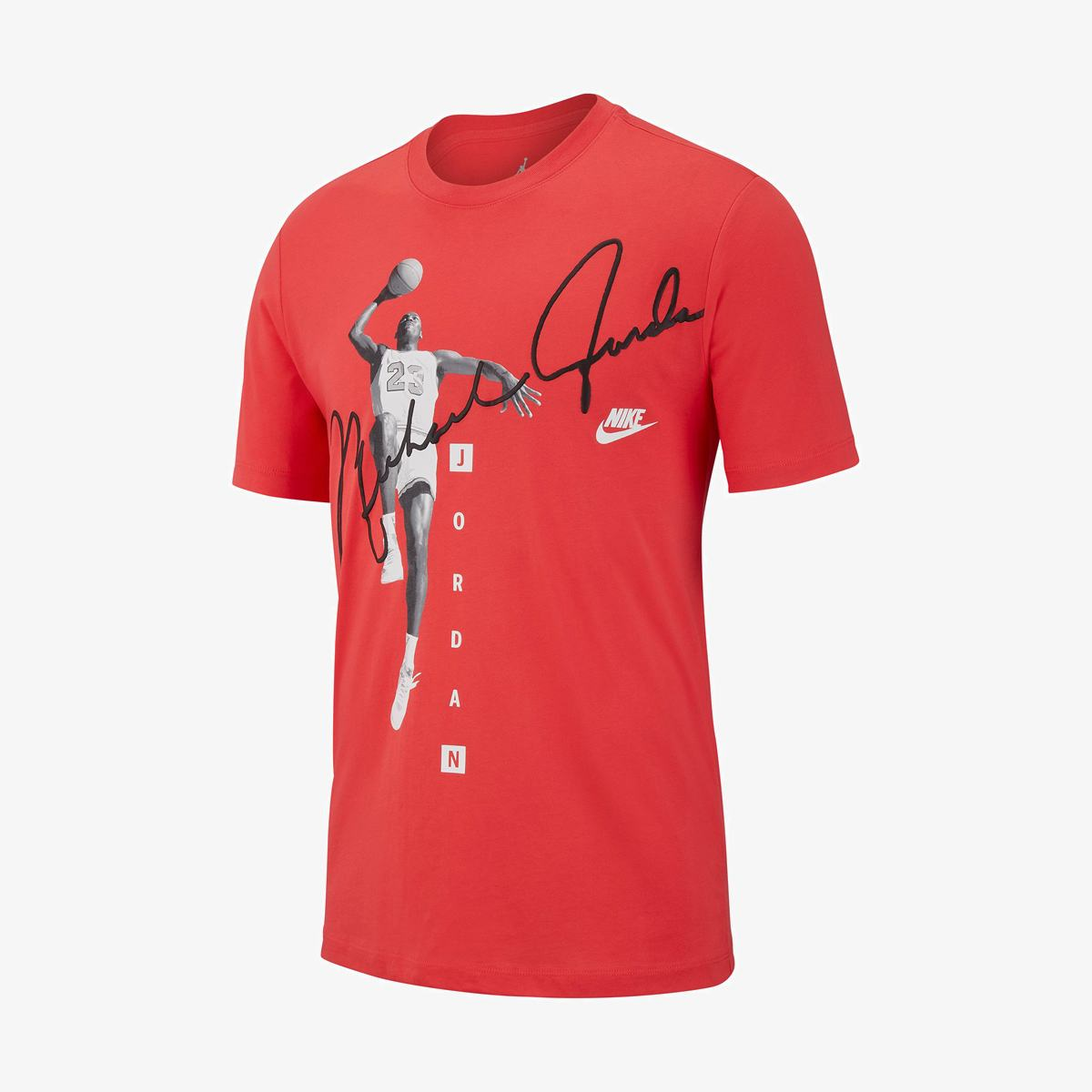 Футболка Nike MJ PHOTO SIGNATURE TEE