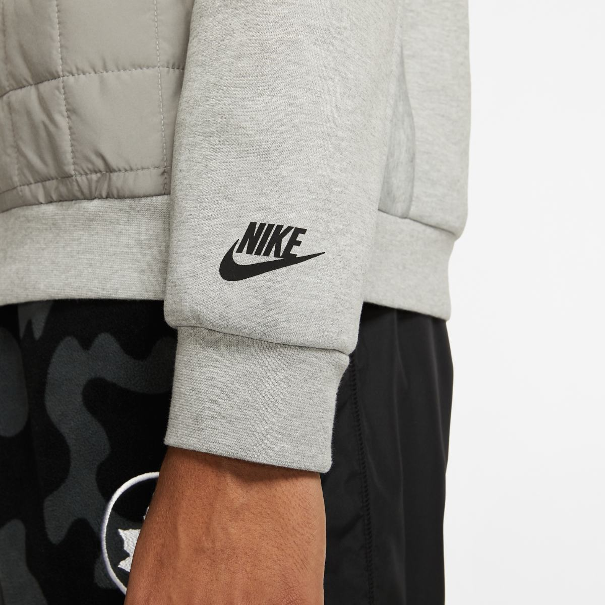 Толстовка Nike M NSW PE CRW WINTER