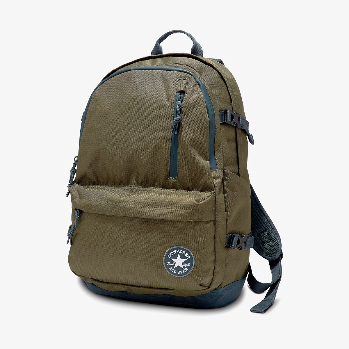 Рюкзак Converse STRAIGHT EDGE BACKPACK OLIVE