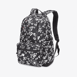 Рюкзак Converse GO BACKPACK BLACK/WHITE