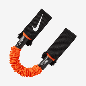 Эспандер Nike LATERAL RESISTANCE BANDS - HEAVY BLACK/TOTAL ORANGE/WHITE