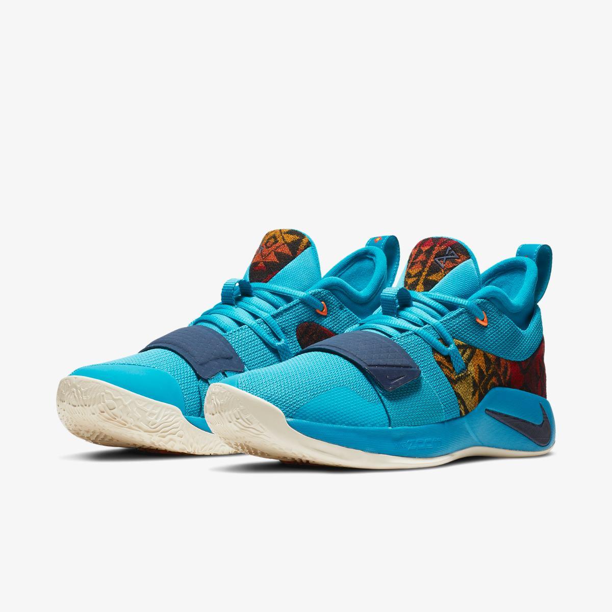 de8e3293 Кроссовки Nike PG 2.5 PENDLETON TV PE 2 CI0294-900 купить ...