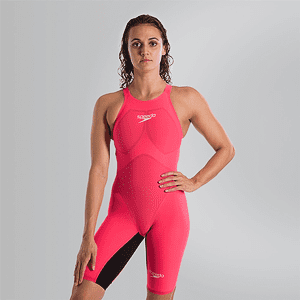 Проф.костюм Speedo LZR VALOR OPBK KSKN AF RED/BLACK