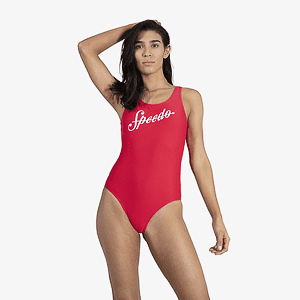 Купальник Speedo SHOSHIN U-BACK SWIMSUIT AF RED