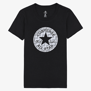 Футболка Converse VOLTAGE CHUCK PATCH NOVA TEE